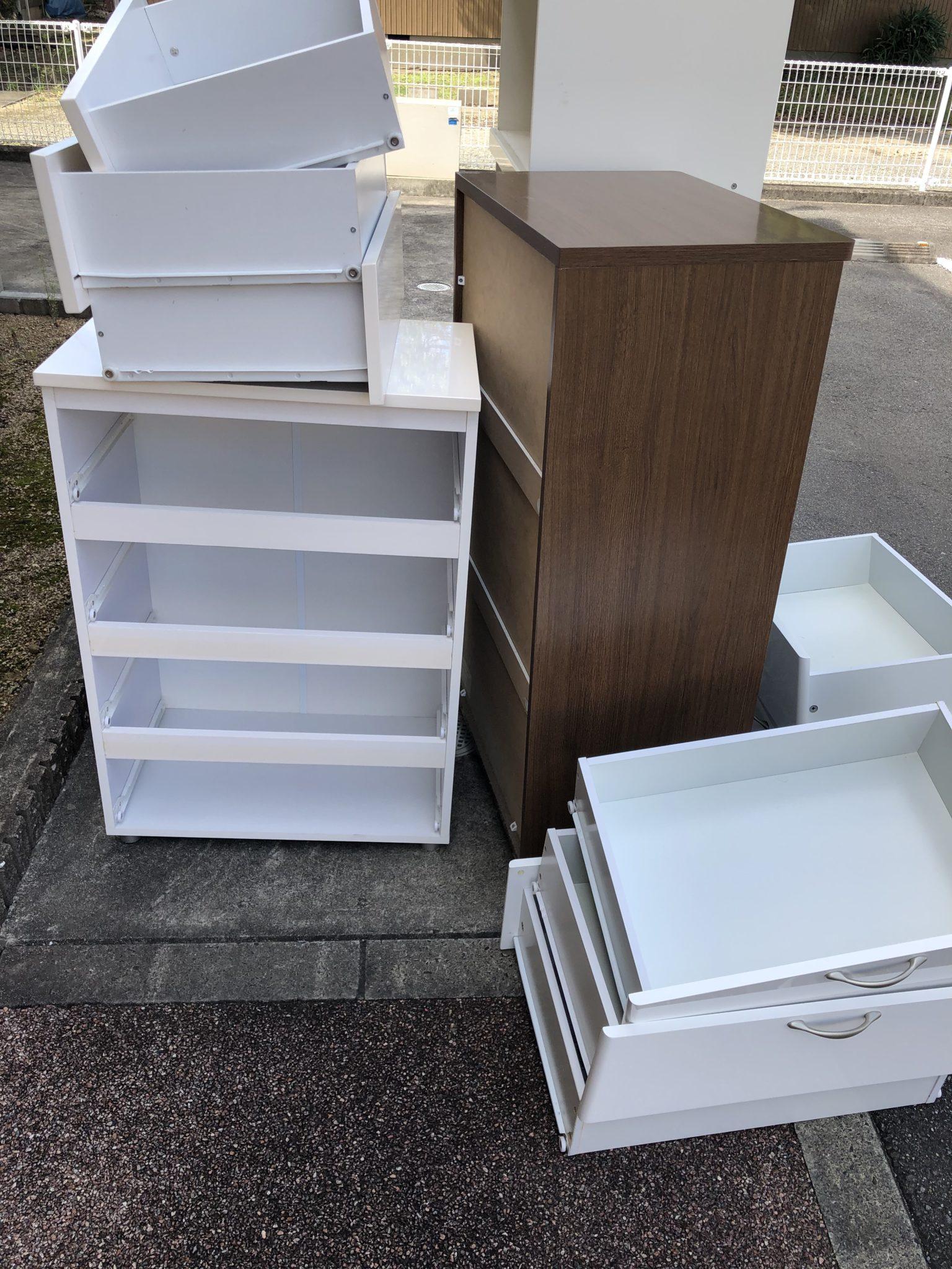 不用品回収高松 家具